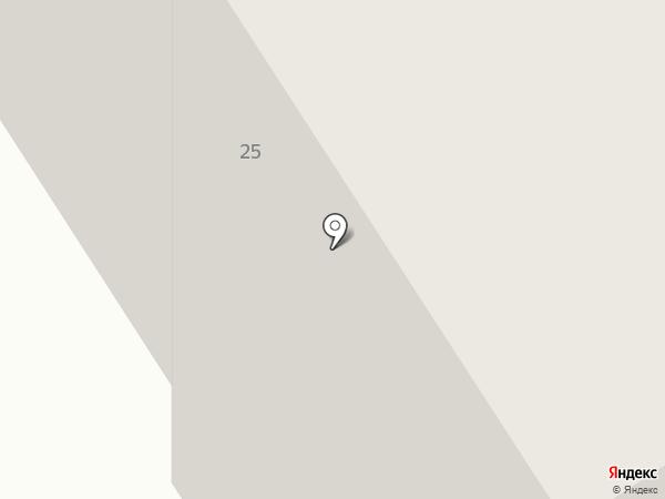 Япона-сан на карте Норильска