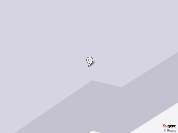 Детский сад №1 на карте Норильска
