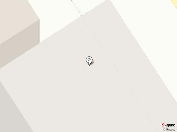 Светлячок на карте Норильска