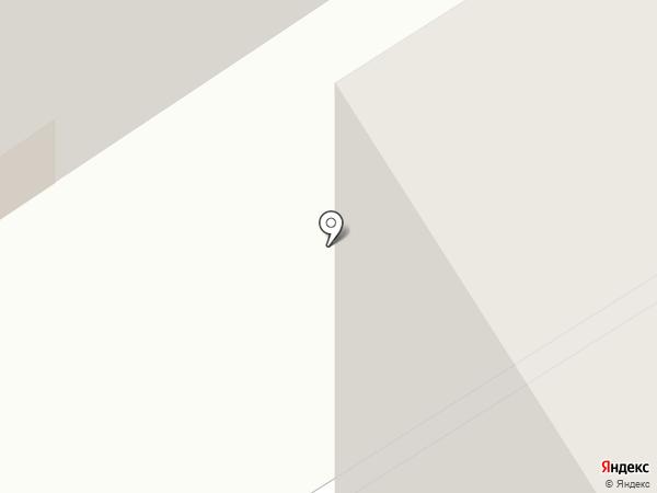 Родник на карте Норильска