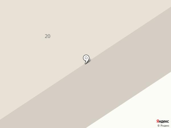 Селена на карте Норильска