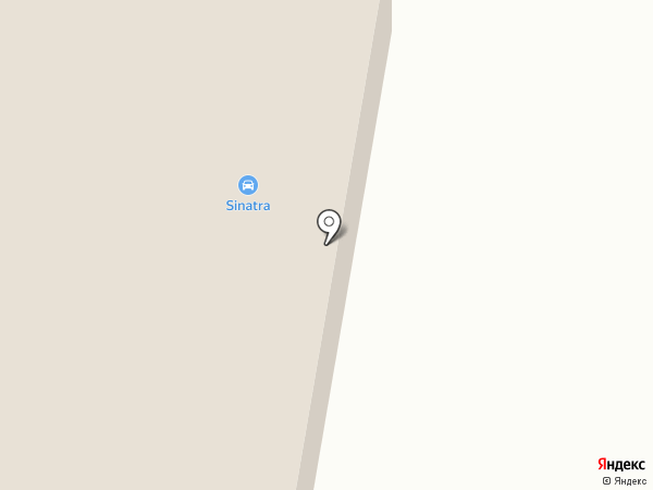 Автосфера на карте Норильска
