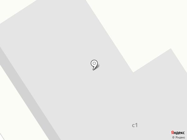 Автоподкова на карте Норильска