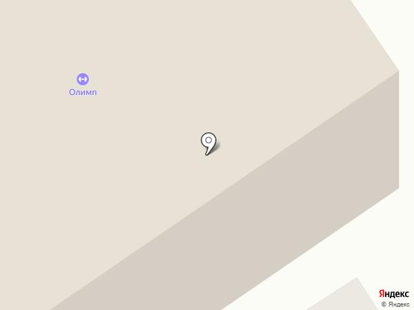 OLYMP на карте Норильска