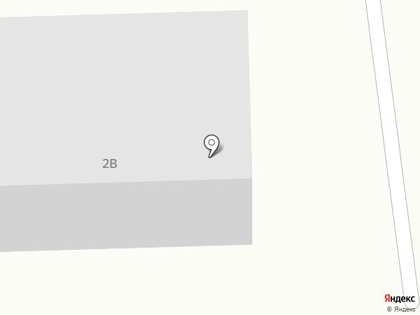 Луч на карте Норильска
