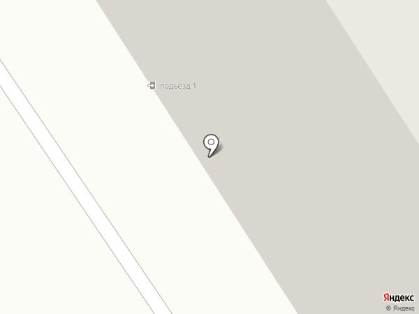Клуб исследователей Таймыра на карте Норильска