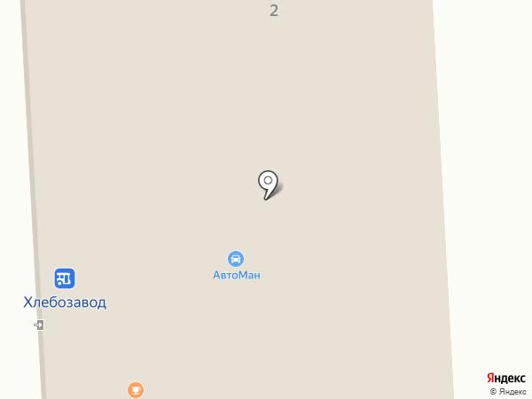 Малибу на карте Норильска