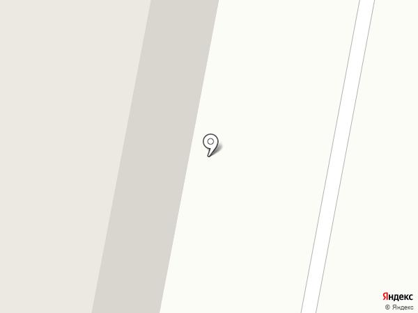 Сфера на карте Норильска
