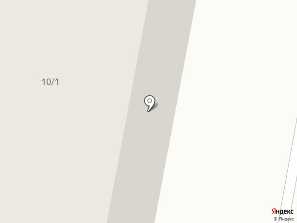 Сибхимзащита на карте Норильска