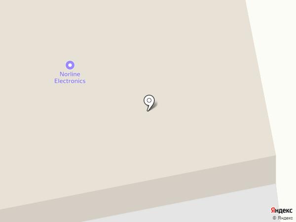 Система безопасности и видеонаблюдения на карте Норильска