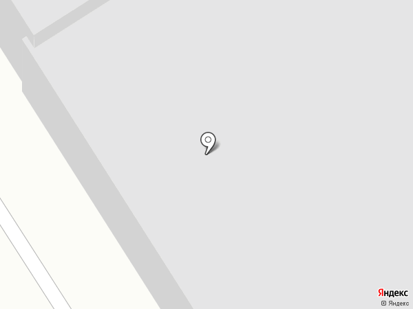Автостоянка на карте Норильска