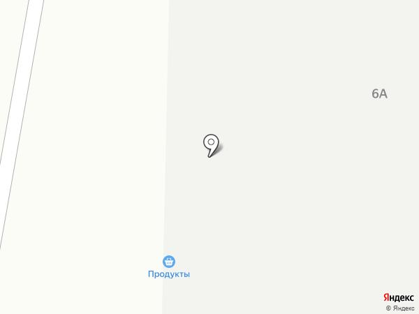 Магазин смешанной торговли на карте Норильска