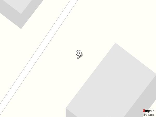 ТОФ на карте Норильска