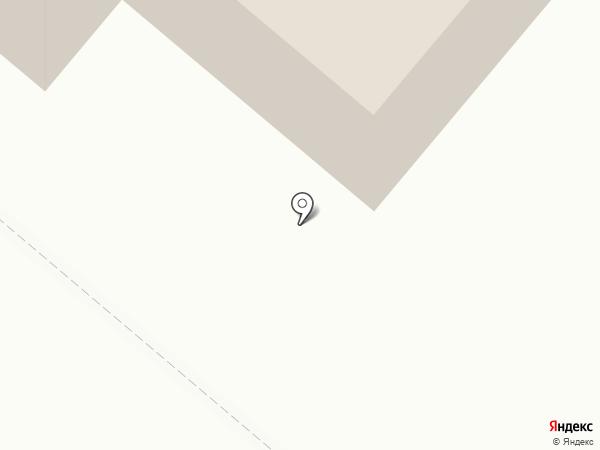 Парфион на карте Норильска