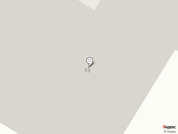 Линия жизни на карте Норильска