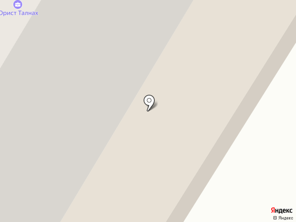 БФК на карте Норильска