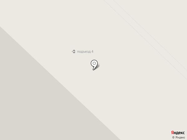 Катюша на карте Норильска