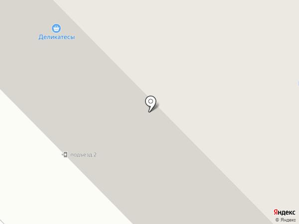 Россинка на карте Норильска