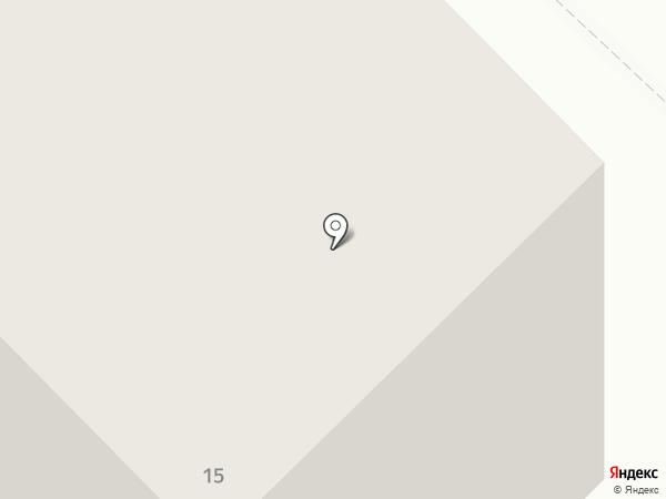 Склад-магазин отделочных материалов на карте Норильска