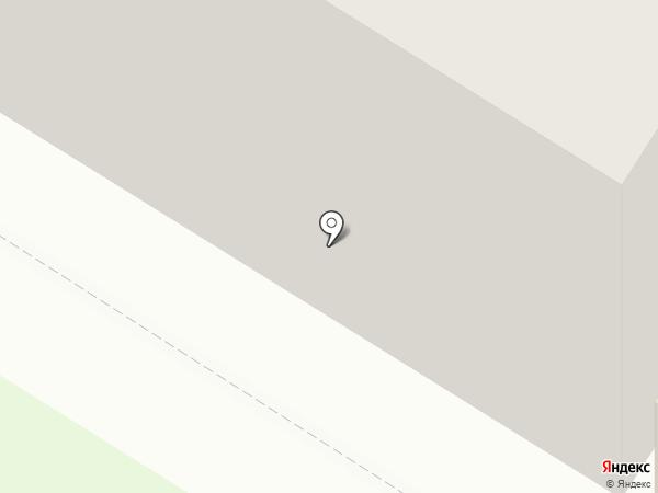Норд на карте Норильска