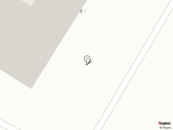 Евродом на карте Норильска