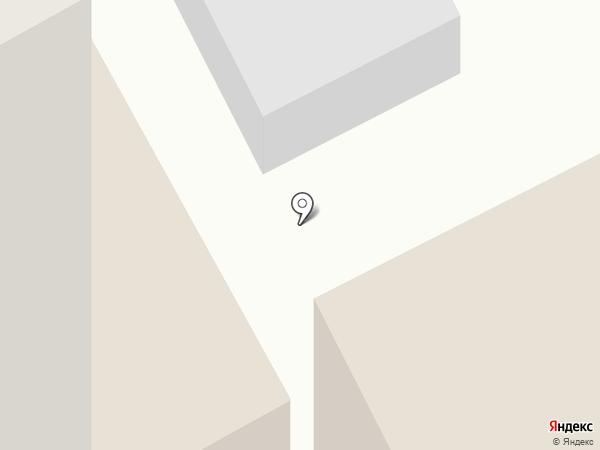 Колибри на карте Норильска