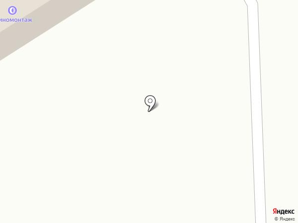 Шиномонтажная мастерская на карте Норильска