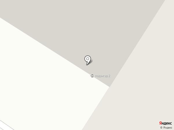 Горлица на карте Норильска