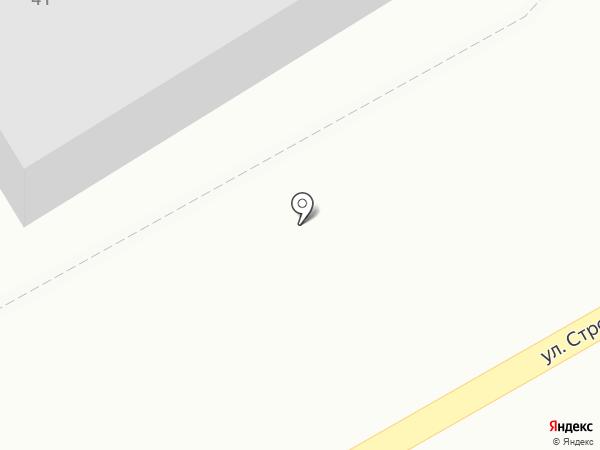 Автомаксимум на карте Норильска