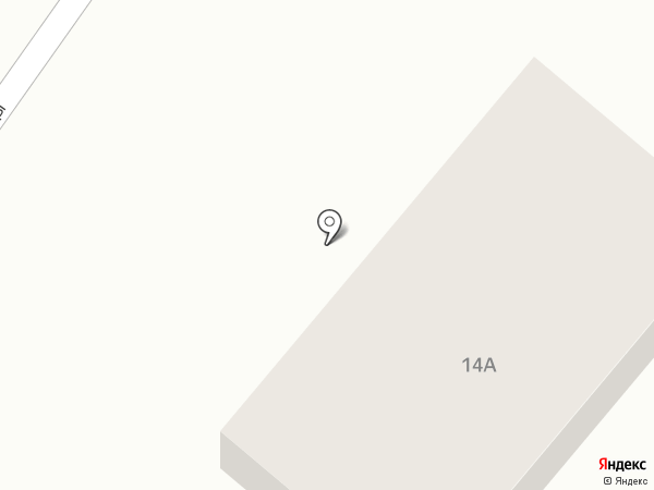 Солнечная амбулатория, ГБУ на карте Солнечного