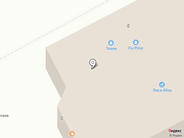 Ювелир на карте Черногорска
