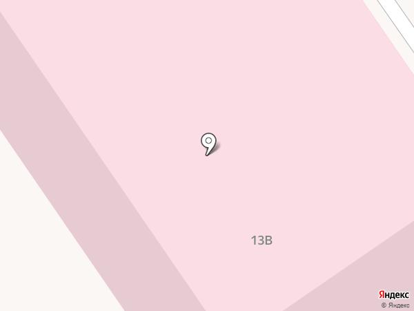 Городская больница №2 на карте Черногорска