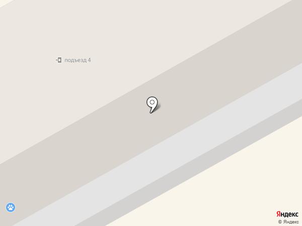 Центральная городская библиотека им. А.С. Пушкина на карте Черногорска