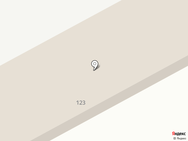Черногорская автомобильная школа на карте Черногорска
