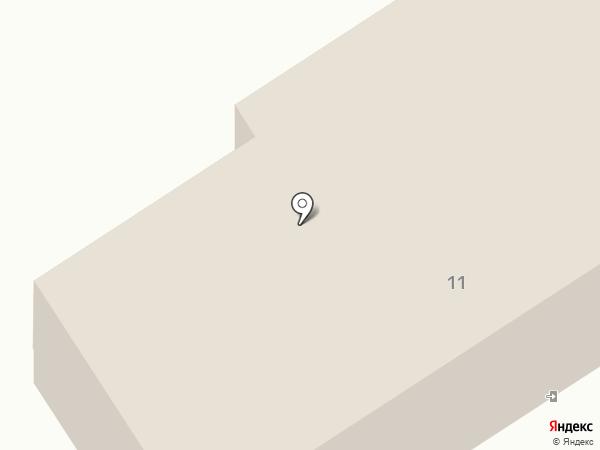 Отдел Военного комиссариата Республики Хакасия по г. Черногорск и Боградскому району на карте Черногорска