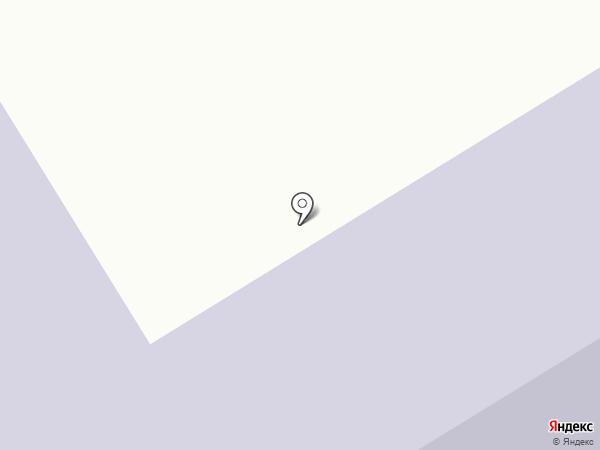 Черногорская школа-интернат на карте Черногорска