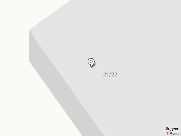 Форт Нокс на карте Черногорска