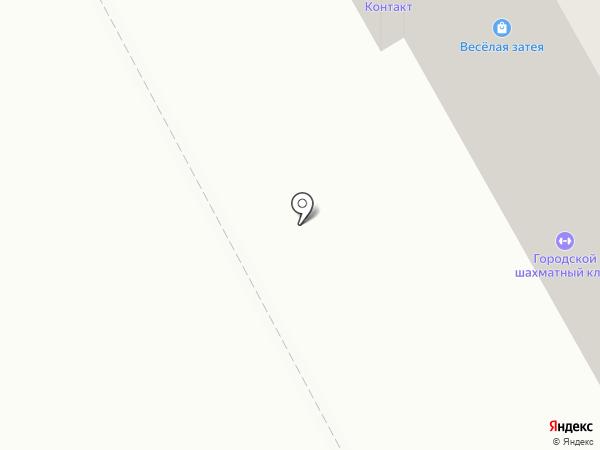 КБ Восточный, ПАО на карте Черногорска