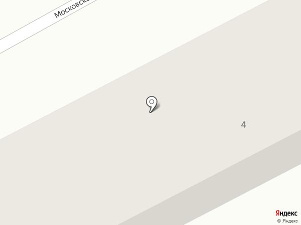 Лужники на карте Черногорска