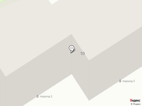 ЖЭУ-7 на карте Черногорска