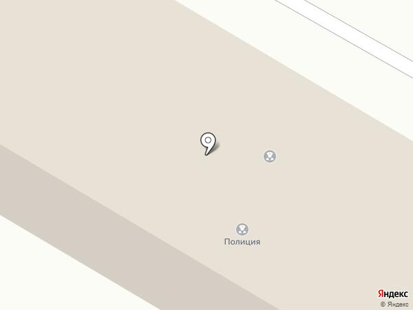Выездной пункт на карте Черногорска