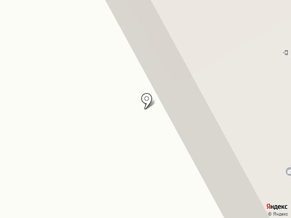 Ирбис на карте Черногорска