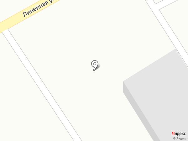 Шиномонтажная мастерская на карте Черногорска
