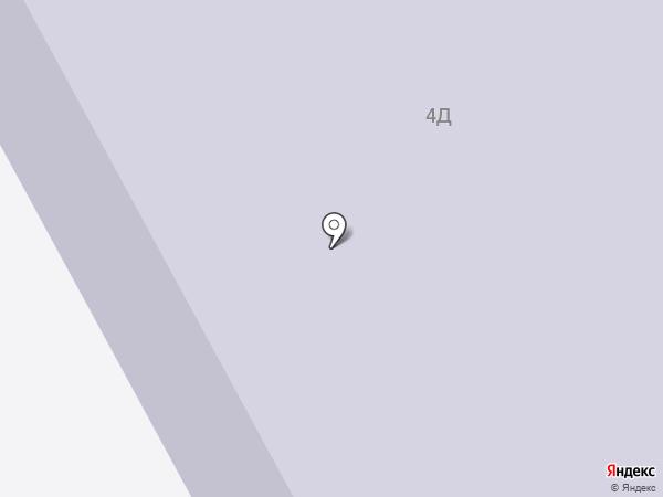 Средняя общеобразовательная школа №19 на карте Черногорска