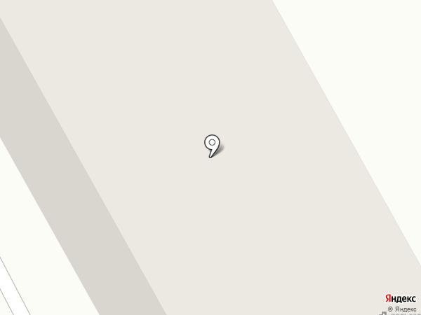 Участковый пункт полиции №2 на карте Черногорска