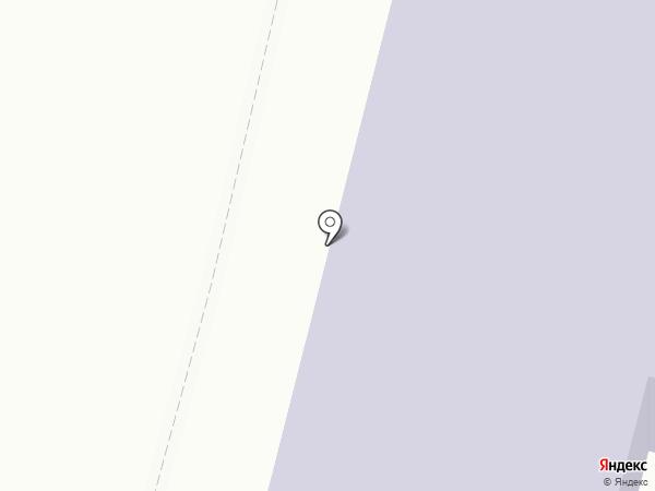 Ёлочка на карте Черногорска