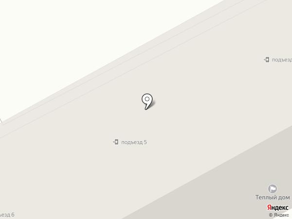 Домострой на карте Черногорска