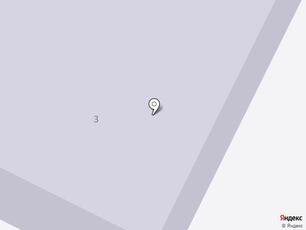 Абаканское специальное профессиональное училище на карте Абакана