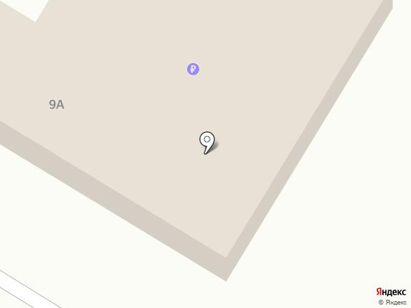 Межрайонный регистрационно-экзаменационный отдел ГИБДД МВД по Республике Хакасия на карте Черногорска