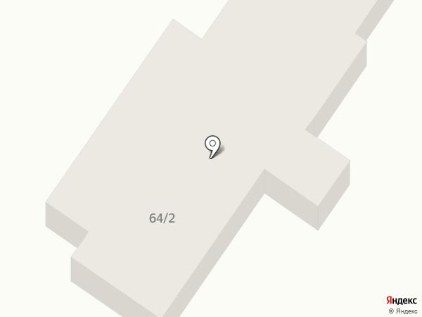 На Рублева на карте Абакана